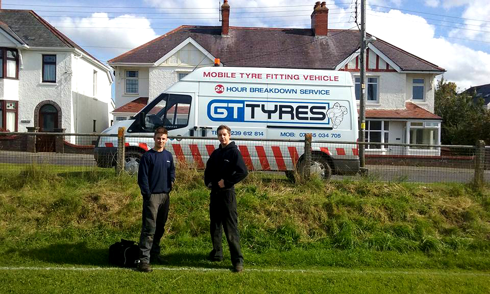 Mobile Tyre Fitting Service West Wales